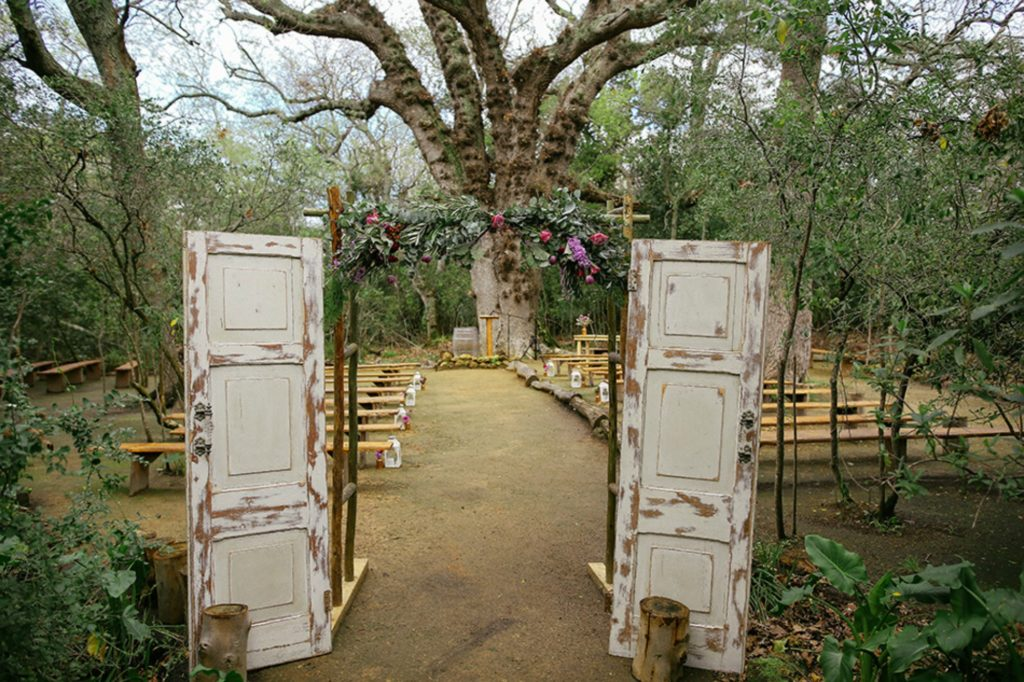Forest Chapel Ceremony