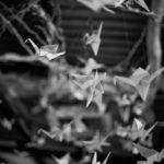 Cranes as decor