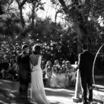Getting married in the forest