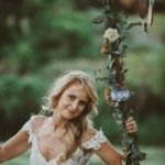 Bride on swing S&R